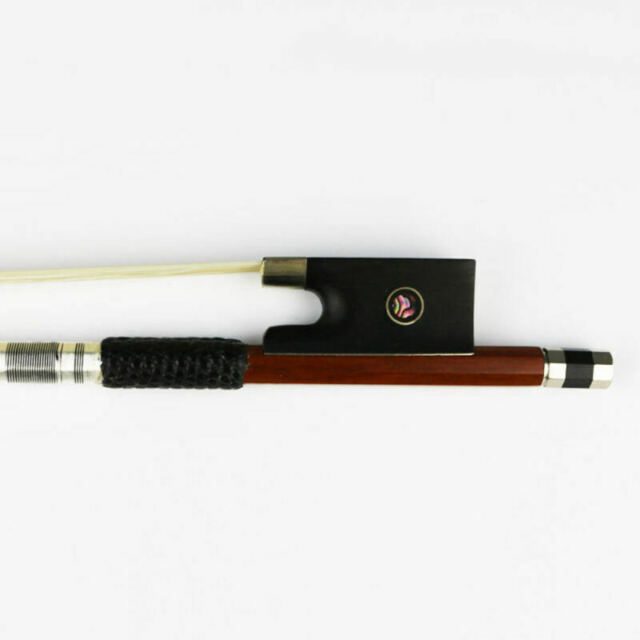 Full 4/4 Size Advanced Pernambuco Violin Bow Natural Horsehair Balance Mou XFI