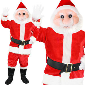 DELUXE-SANTA-COSTUME-PROFESSIONAL-MASCOT-FATHER-CHRISTMAS-ADULTS-FANCY-DRESS