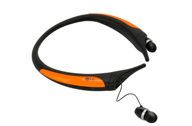 b5bdd4047d6 LG Electronics Tone Active HBS-850 Bluetooth Wireless Stereo Headset, Brand  NEW
