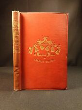 1886 The Chimes Charles Dickens Christmas Books Goblins Spirits Illustrated