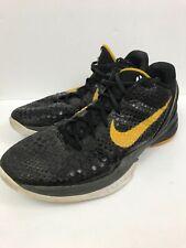 743dc561af50 item 8 2010 Nike Zoom Elite Kobe VI 6 Shoes Black Gold Del-Sol Snake Size 11  429659-002 -2010 Nike Zoom Elite Kobe VI 6 Shoes Black Gold Del-Sol Snake  Size ...