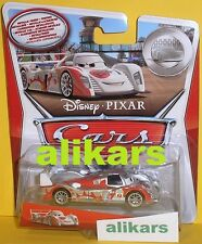 M - SHU TODOROKI with METALLIC FINISH -International Version WGP 7 Disney Cars 2