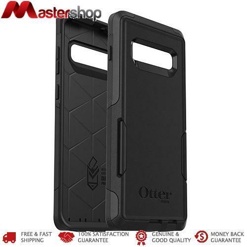 san francisco b92dd 9d273 Otterbox Commuter Case for Samsung Galaxy S10+ Plus - Black