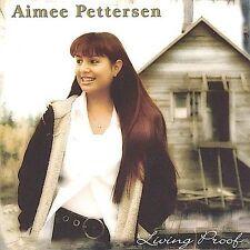 Aimee Pettersen - Living Proof (brown bag music) CD NEW