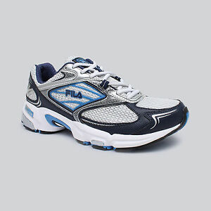 Fila-Mens-DLS-Swerve-Training-Running-Shoes-White-Blue