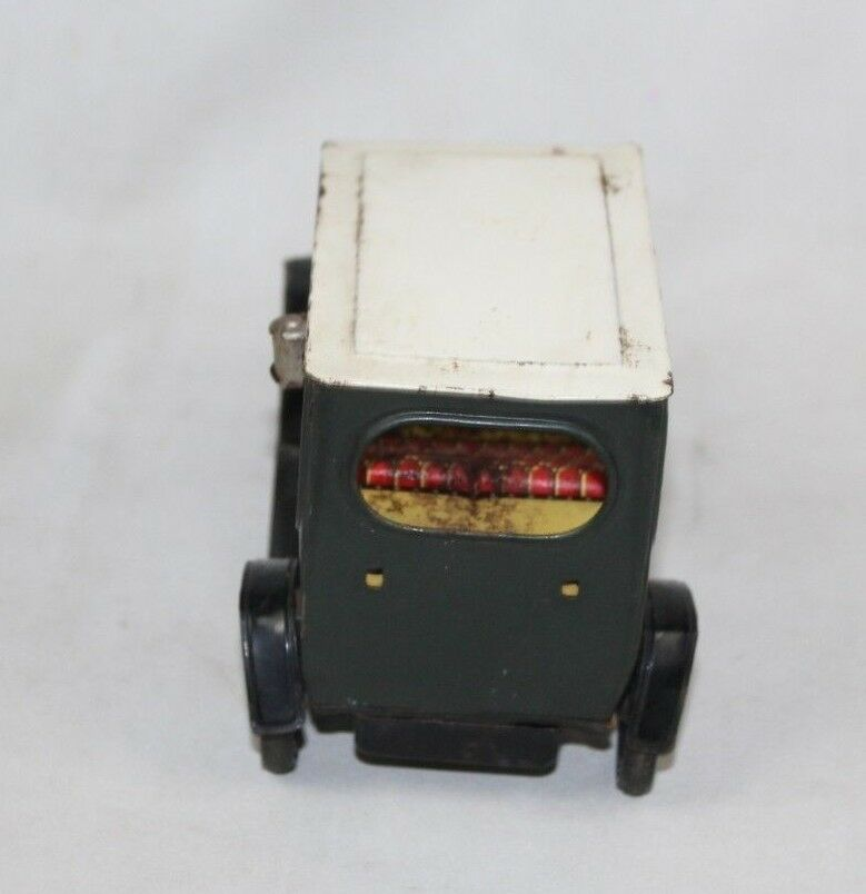 Vintage 1915 Ford Model Car Tin Friction Friction Friction Signof Quality Toy - Made In Japan ab5a9f