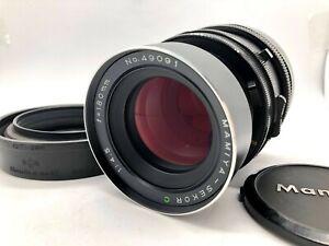 Quase-perfeito-com-Parasol-Mamiya-Sekor-C-Lente-180mm-f-4-5-para-RB67-RZ67-Do-Japao