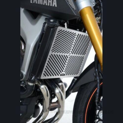R&G Kühlergitter Edelstahl Yamaha MT-09 2013-2016 / XSR 900 Radiator Guard