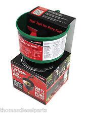 FloTool Mr Funnel Green F3NC Fuel Filter - Petrol, Diesel, Heating Oil, Kerosene