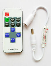 Wireless DC12V 12A Remote Dimmer Switch Controller LED Dimmer Strip Light RF
