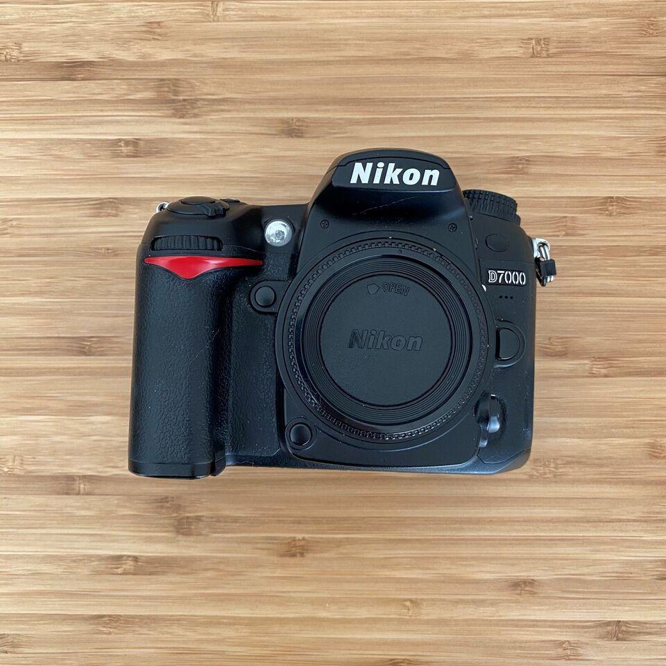Nikon D7000, Perfekt