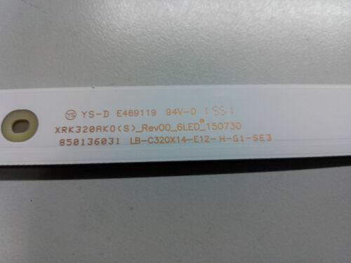 /_Rev00/_6LED150730 LB-C320X14-E12-H-G1-SE3 ref110 S Striscia Del Tv XRK320AK0