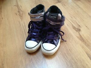 Converse-All-Star-Boot-Purple-Size-4-5