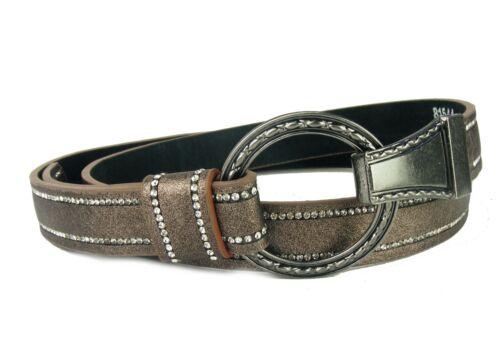 Sottile guaine in vita cintura oro bronzo cintura da donna cintura hg25