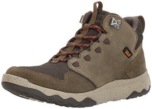 Teva MensArrowood Mid Waterproof Hiking BootUS- Select SZ color.