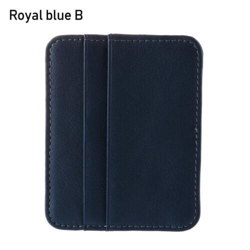 Fiber Chief Geld Clip Tasche mit Münzen Slim Wallet Blockierung von RFID Anti