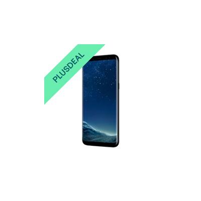 Samsung G950F GALAXY S8 Schwarz 64 GB 14,65 cm (5,8 Zoll) Android 7.0 NEU OVP