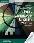 Cambridge IGCSE First Language English Workbook by Marian Cox (Paperback, 2010)