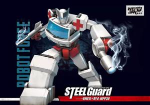 NEW WEIJIANG Robot Force STEEL GUARD MPP30 Ratchet Oversized Figure