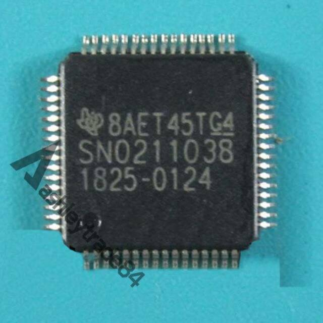 1PCS  XC9572XL-10VQG64C Manu:XILINX Encapsulation:QFP-64 NEW