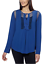 NEW-Joseph-A-Ladies-039-Crinkle-Blouse-VARIETY thumbnail 7