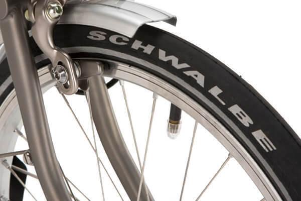 Genuine BROMPTON Schwalbe Kojak Tyre  PAIR  WORLDWIDE     large discount
