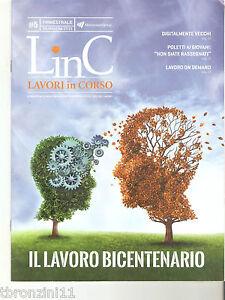 2019 DernièRe Conception Linc - Primavera 2015 - N.5