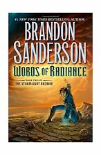 Words of Radiance (The Stormlight Archive Book 2) Free Shipping