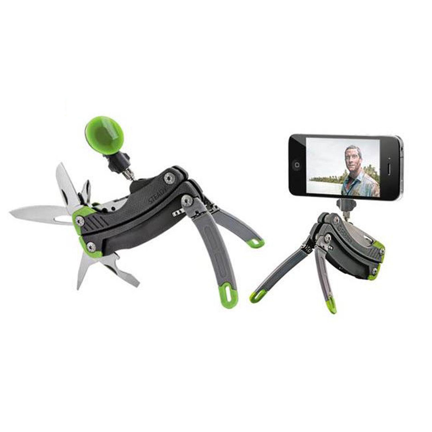 Gerber Multi  Tool Steady Bear Grylls Tripod iPhone Smartphon Camera  sales online