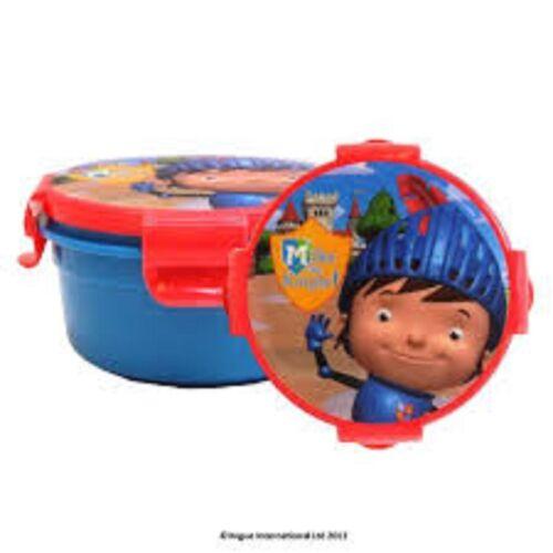 Enfants Bleu Mike le chevalier de petits fruits Snack Pot Boîte Déjeuner