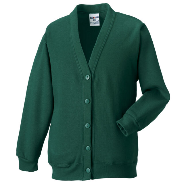 BC1058 Russell Sudadera Chaqueta De Botón Para Hombre Elegante Workwear 10 clrs 5szs