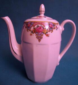 Große Kaffeekanne aus Porzellan Von Tschechoslowakei 100 CL Ref302762023878