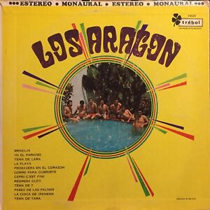 Hear-Los-Aragon-Hammond-Sax-Guitar-Latin-Mod-Soul-R-amp-B-Beat-Jr-Walker-Cover-1969