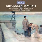 Sgambati: Complete Piano Works, Vol. 1 (CD, 2010, Tactus)
