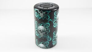 Skull-Vacuum-Sealed-Herb-Stash-Jar-Container-Airtight-Smell-Proof-Storage