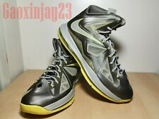 promo code 93f26 6b426 item 1 Nike Air Max LEBRON X 10 CANARY DIAMOND SPORT GREY ELECTRIC YELLOW  541100 007 -Nike Air Max LEBRON X 10 CANARY DIAMOND SPORT GREY ELECTRIC  YELLOW ...