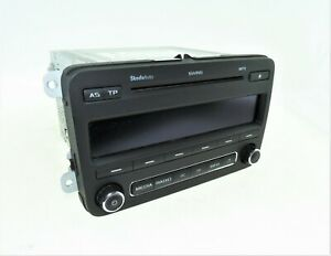 5J0035161C-Skoda-Fabia-2007-14-Genuine-Delphi-Radio-Stereo-CD-Player-Head-Unit