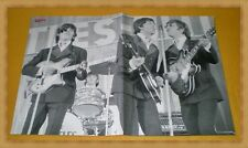 Beatles/Ted Nugent-fronte/retro 80er BRAVO POSTER-Top