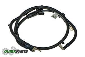 2007 2009 dodge freightliner sprinter battery cable wiring harness rh ebay com