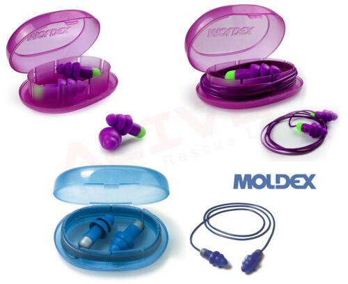 Moldex inserti auricolari riutilizzabili Moldex Rocket con filo UNCORDED Auricolari Cuffie Protettive