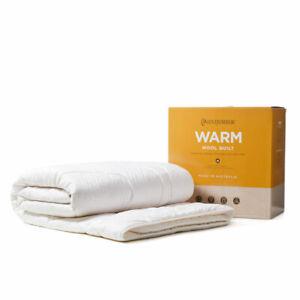 MiniJumbuk-Warm-Wool-Doona-Quilt-450GSM-Australian-Made