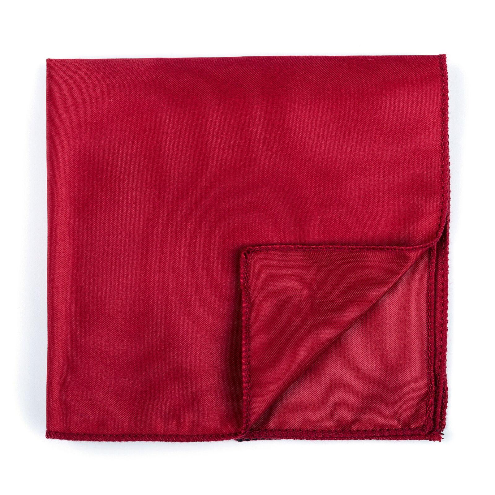 UK Men's Jalapeno Red Wedding Pocket Square 6 Button Jacquard Suit Vest Tailore