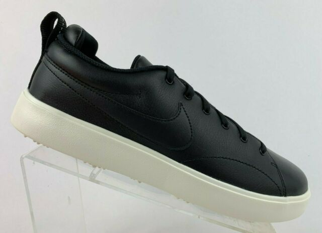 new product d11f3 e2ae2 Nike Course Classic Golf Waterproof Shoes 905232-001 Black Men s Size