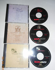 3 CD Bar Jazz 46.Tracks Miles David Glenn Miller Lionel Hampton ... 10/15
