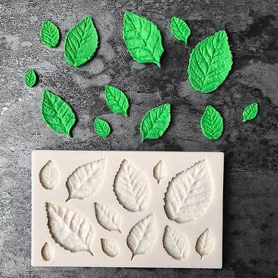 Xmas Tree Silicone Fondant Mould Cake Decor Sugar Chocolate Baking  Mold Bake