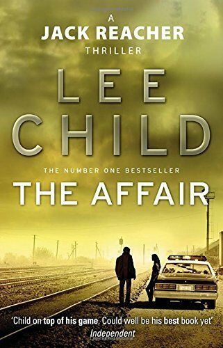 1 of 1 - The Affair: (Jack Reacher 16) by Child, Lee 055382550X The Cheap Fast Free Post