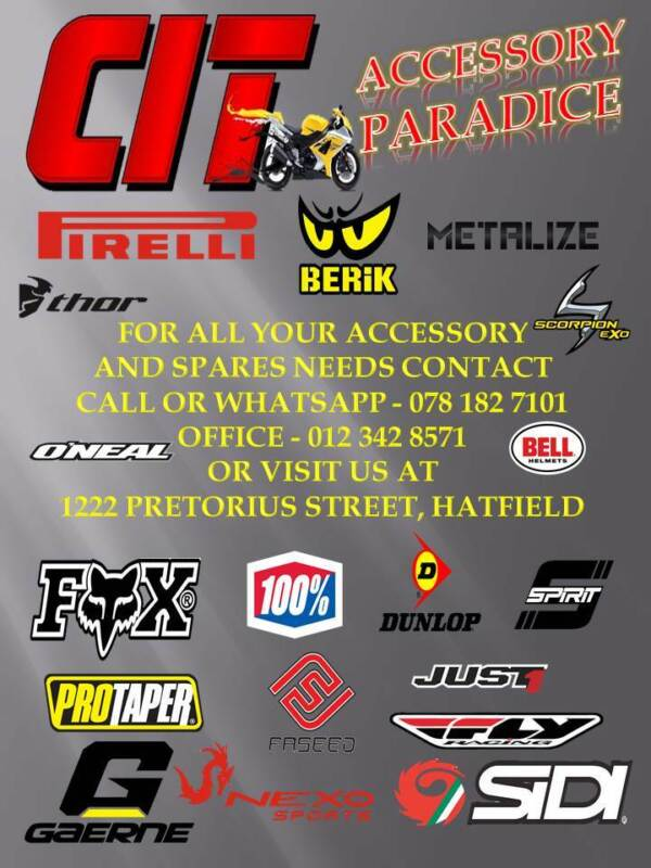 Motorcycle Accessories and Services