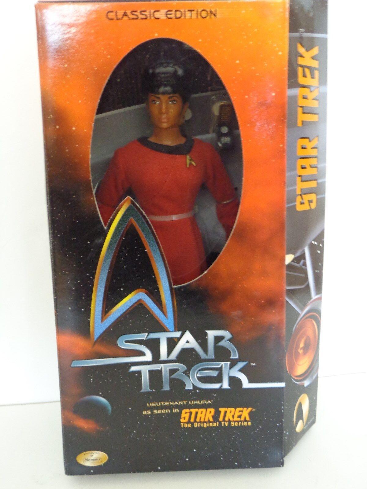 Star trek lieutenant uhura 12  klassische ausgabe zu ersticken.
