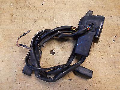 1980 Kawasaki KZ440 KZ 440 Left Side Controls w/ wiring | eBay