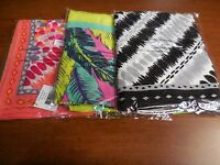 Vera Bradley Oversized Scarf Please Choose R$ 58.00 Free Shipping